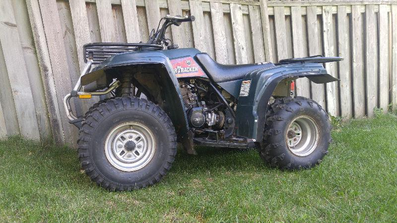 1999 Yamaha BearTracker