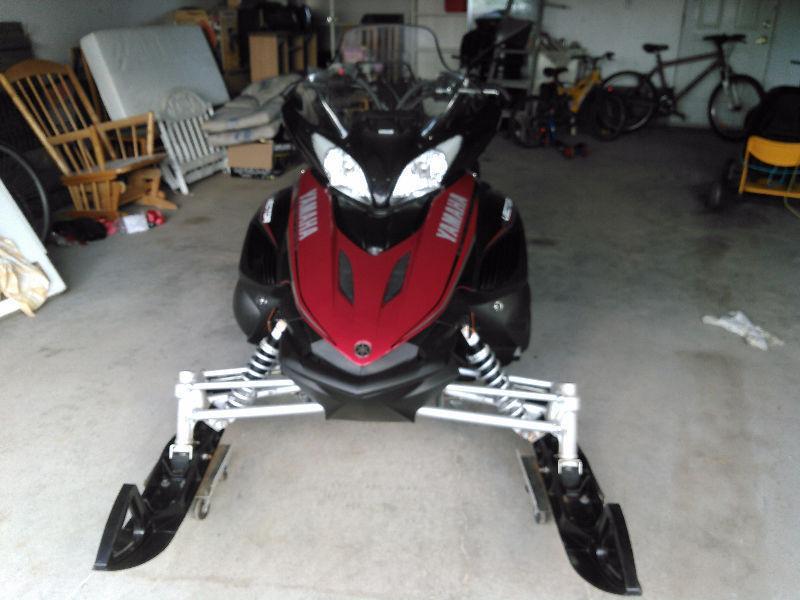 Motoneige Yamaha Vector 2014