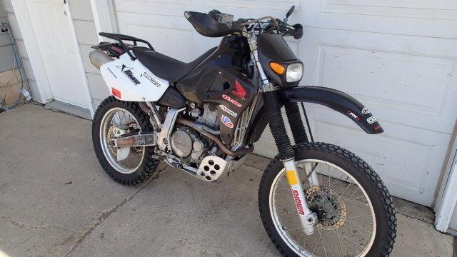 2000 Honda XR650r street legal