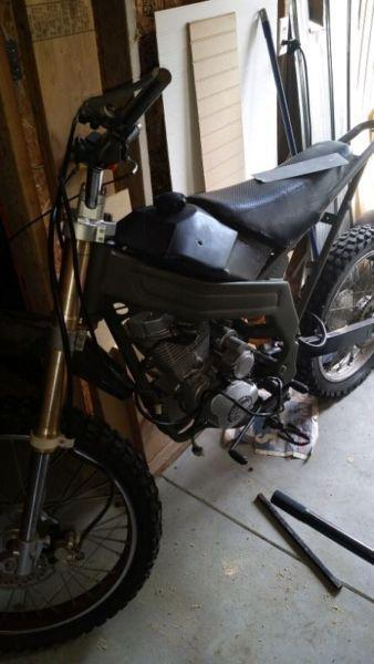 250cc Project Bike 400 obo Need Gone!!!