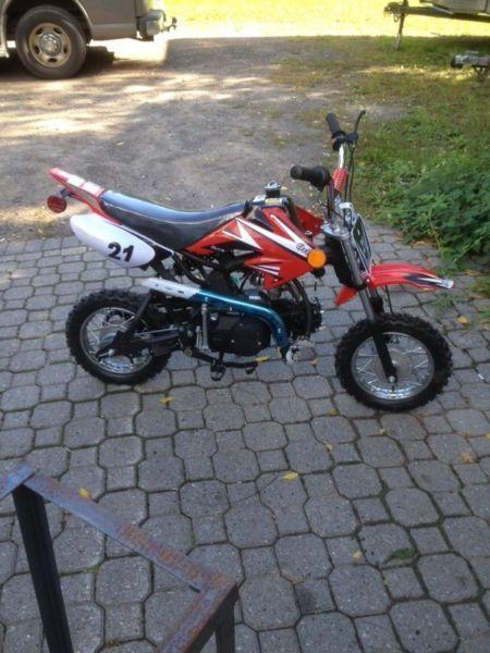 110cc Orion Dirt Bike (NEW In the crate)