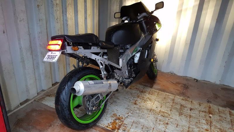 Kawasaki ZX7 ninja 1989