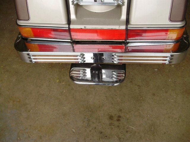 Trailer Hitch for Goldwing