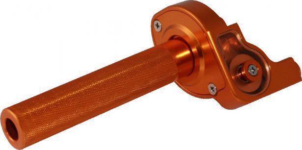 complete Throttle Lever Twist Grip \\ CNC MACHINED 905 665 0305
