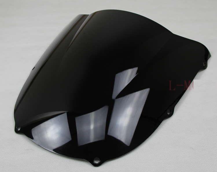 Windshield WindScreen DB Kawasaki ZX6R 98-99 Black . NeW