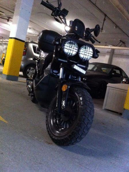 Daymak Battery - Brick7 Motorcycle