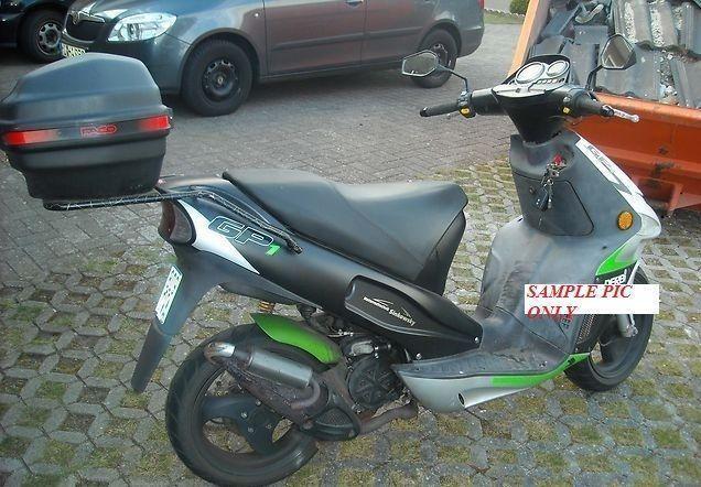 2004 Derbi GP1 parts