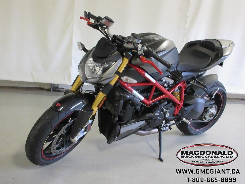 2012 Ducati StreetFighter 1098