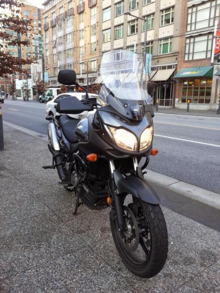 2013 Suzuki V Strom DL650