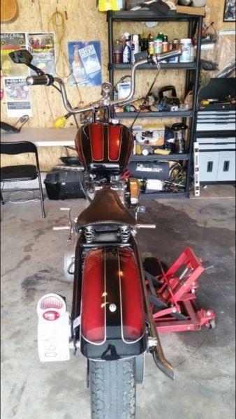 1995 custom 1200 Harley
