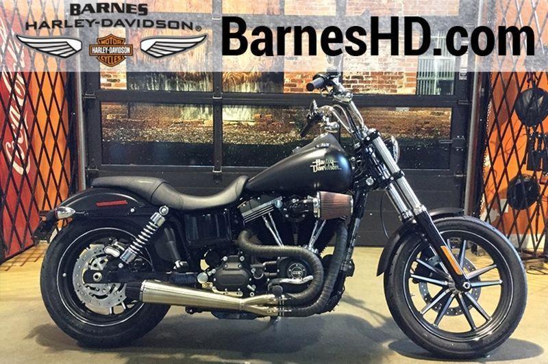 2016 Harley-Davidson FXDBP - Dyna Street Bob