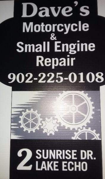 Motorcycle & ATV Repair