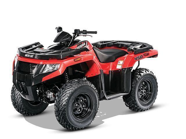 2016 ALTERRA 450 END OF THE YEAR BLOW OUT SALE!