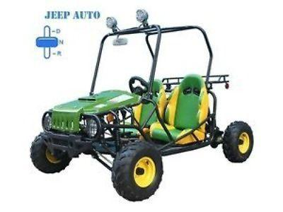 GO-KART 125 WITH REVERSE 416-744-1288