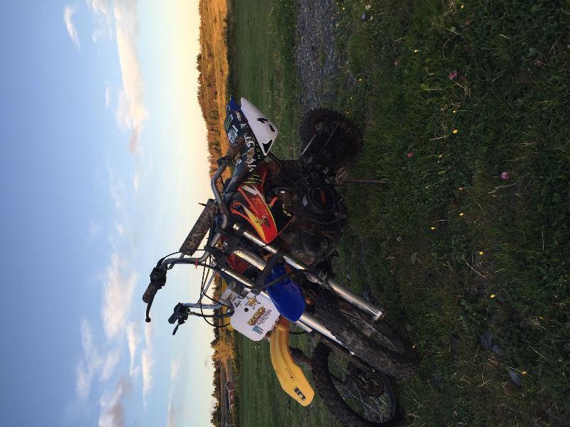 Gio dirt bikes