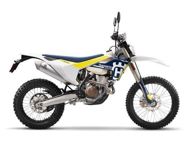 2016 & 2015 Husqvarna Motorcycles & Dirt Bikes
