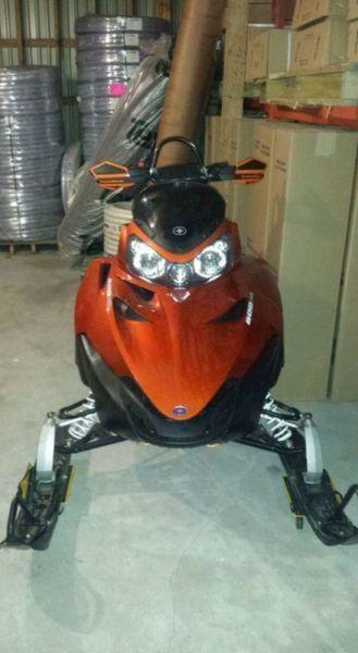Switchback 600 2007 top shap 3400 $ nego