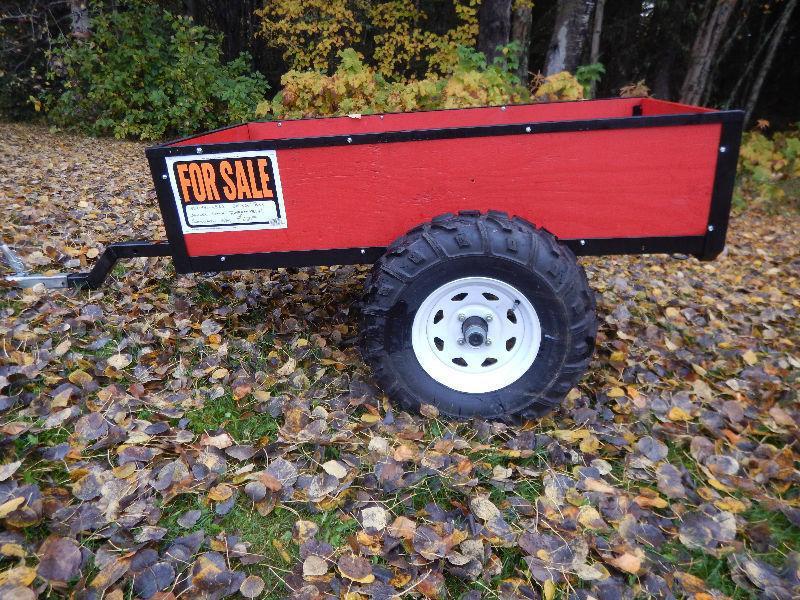 Quad trailer